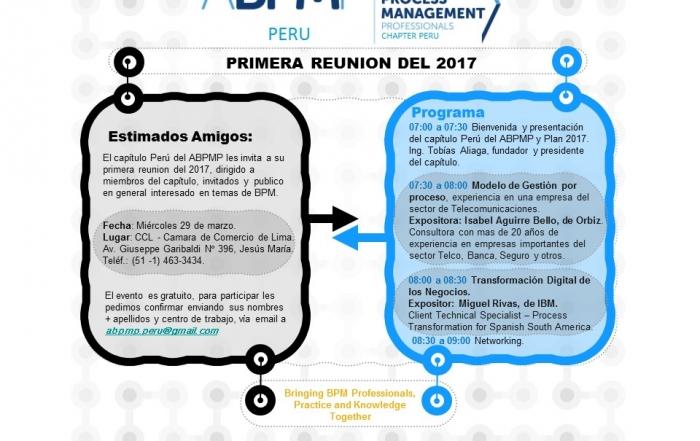 ABPMP - Perú